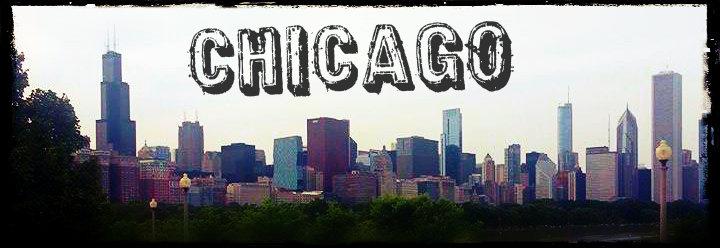 Chicago Skyline from the Shedd Aquarium