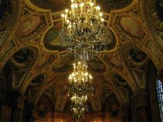 Grand Reception Hall Ceiling